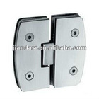 Frameless shower door hinges BF-512