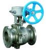 Manual ball valve