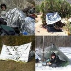 thermal space mylar blanket convenient rescue blanket mylar emergency rescue blanket
