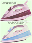 Cordless travel iron DY-186 ,2000W, SS soleplate
