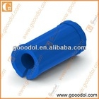 molded rubber protective handle