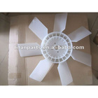 6D31 excavator fan blade for HD700-7