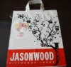 Plastic Shopping Packing Tote Bag