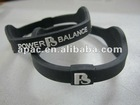 Power silicone balance wristband new style
