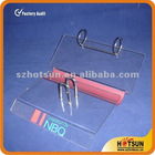 acrylic calendar holder/stand