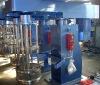 hydraulic lifting basket mill