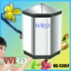 S/S Lid+S/S Body Waste Bins