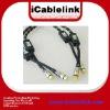 Audiophile Audio Balanced Cable 2 XLR/F-2XLR/F
