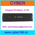 For Huawei e1750 modem 3g unlock wireless hsdpa modem
