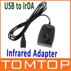 USB SIR Adapter USB to IrDA Receptor Infrared Adapter for PC