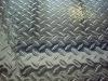Aluminium diamond tread sheets
