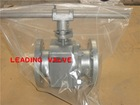 3'' industrial forged steel high quality ball valves