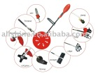 1200W Gasoline Chain Saw