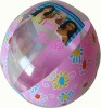 advertis promotional deluxe beach ball
