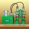YB-120 Oil Plunger-type Pump clay roof tile machines