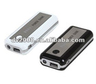 Mini pocket type power bank 5000mAh