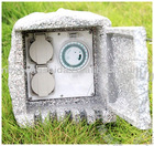 sell garden power socket with timer
