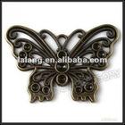 Elegant and fashion Vintage bronze pendant 49mm 140762