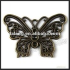 Elegant and fashion Vintage bronze pendant 49mm 140762