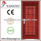 HOT metal security door(CE,ISO9001,SON)