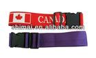 promotional custom luggage strap