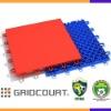 Gridcourt Indoor interlocking sports flooring