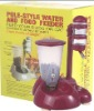 Pets Stand Water food feeder