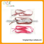 [DIA]fashion colored shoe lace shoelaces polyester/cotton shoelaces