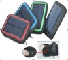 portable solar panel backpack for charging mobile
