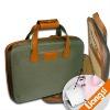 1680D Nylon Coated EVA Non-toxic Suitcase