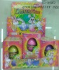 colorful growing easter pet egg toys