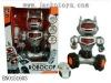 Remote control vomit bomb robot 2 color