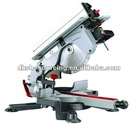 255mm mitre saw with upper table