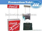 promotional tables for sales promotion