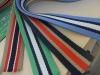Multi-colored Striped Webbing