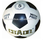 Best quality NO5 PVC football;PVC soccer ball