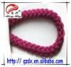Twisted Hollow Round Polyester Cord Polyester Rope