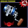 new-model high quality trolling fishing reel