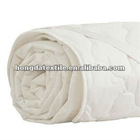 100% cotton plain mattress cover