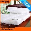 white duck down mattress pad