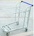 Two Layers Of Flat Trolley