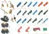 welding accessories - handle, switch, flange