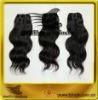 12inch peruvian virgin hair weft