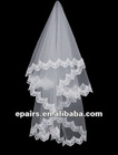 WV01 Layer Elbow Length Wedding Veil