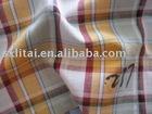 100%ctn stock shirting fabric (40*40/100*70 )