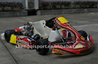 125CC 2-stroke racing go cart / professional Racing Kart 125cc
