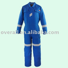 flame-retardant welders' coveralls