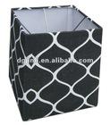 Silkscreen cloth lamp shade