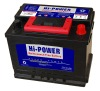 High quality MF auto battery 12v 55ah