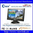 "2 Years Warranty!!! 15"" LCD Monitor Built-in 8CH Network Digtal Video Recorder"